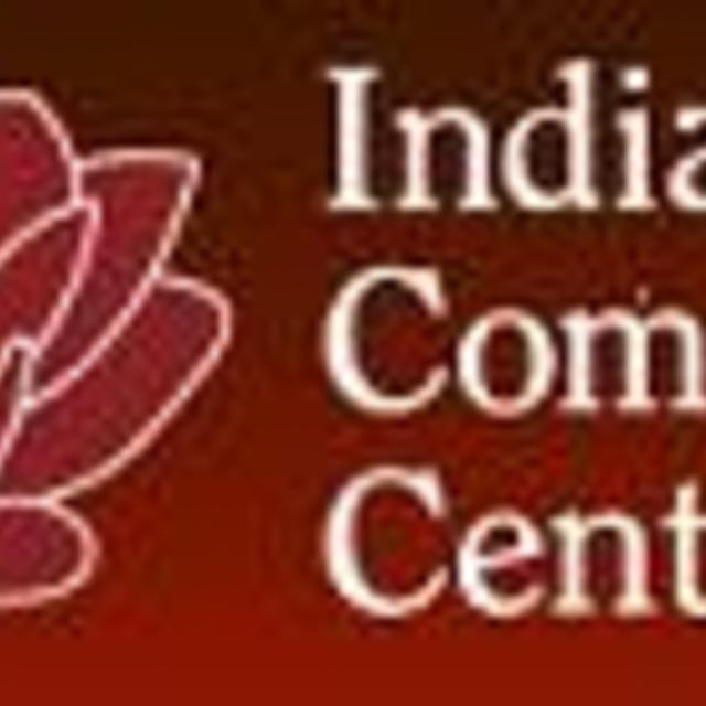 India Community Center, Milpitas, CA logo