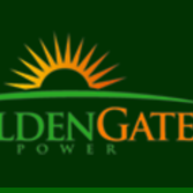 Golden Gate Power, San Francisco, CA logo