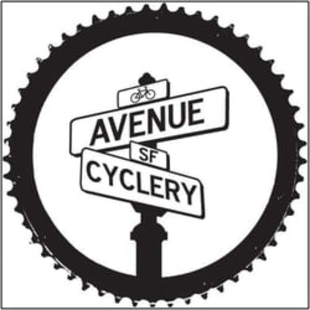 Avenue Cyclery, San Francisco, CA logo