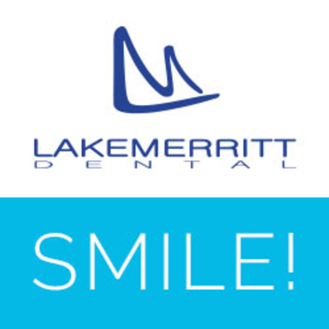 Lake Merritt Dental, Oakland, CA logo