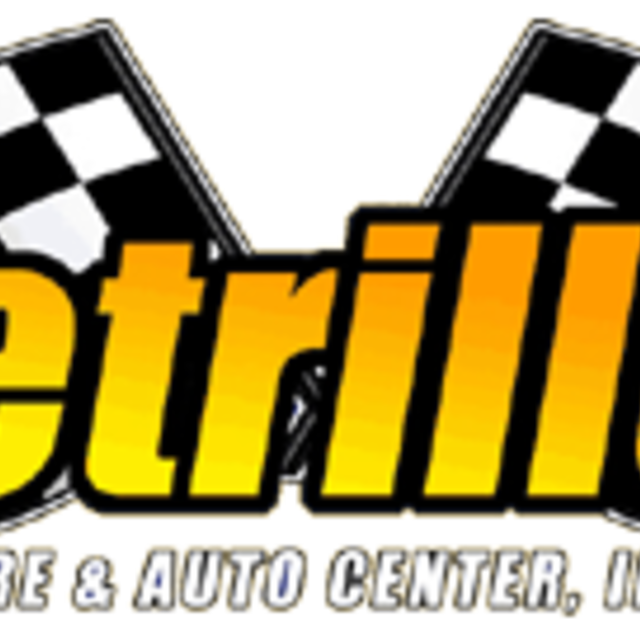 Petrillo's Tire & Automotive, Vacaville, CA logo