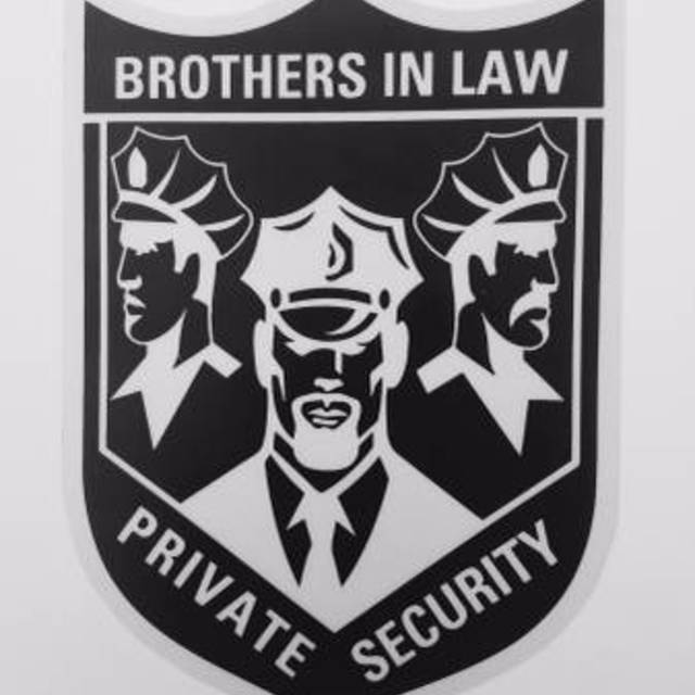 Brothers In Law Private Security, Vallejo, CA logo