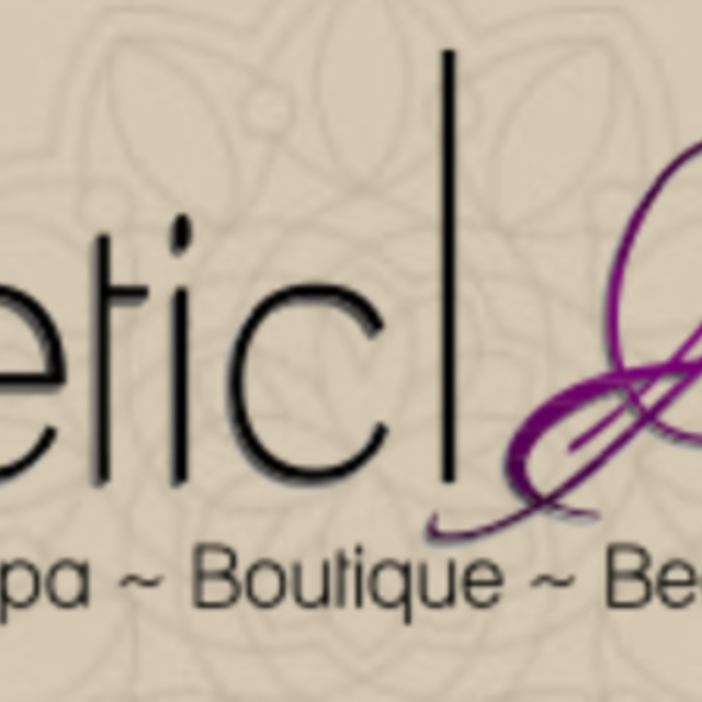 Esthetic Arts Spa, Fair Oaks, CA logo