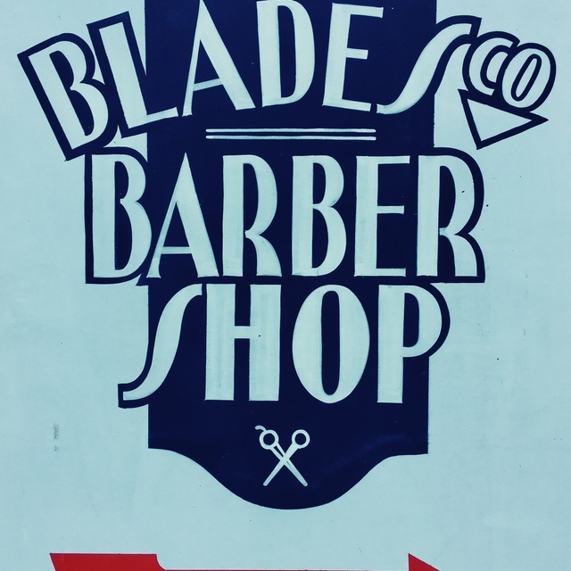Blades Co Barbershop, San Francisco, CA logo