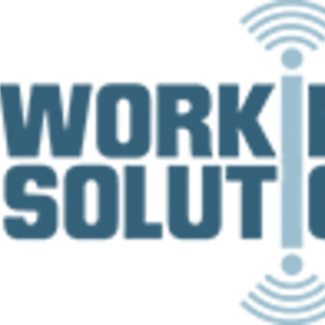 Networking Solutions, Sacramento, CA logo
