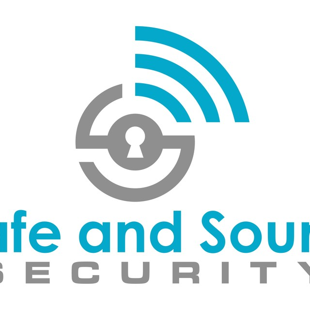 Safe and Sound Security, Concord, CA logo