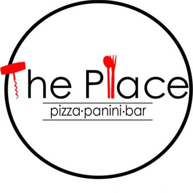 The Place Pizza Panini Bar, Roseville, CA logo