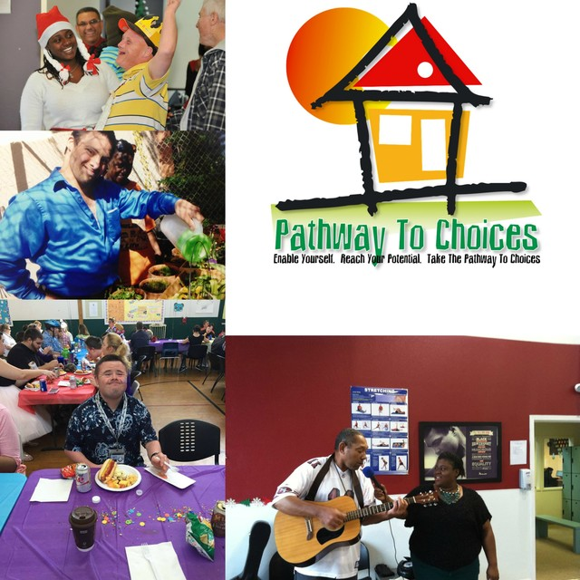 Pathway to Choices, San Rafael, CA logo