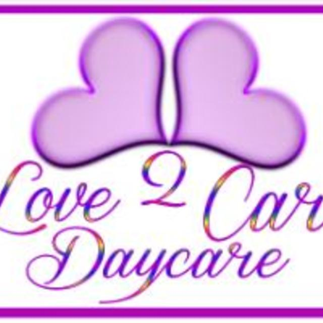 Love 2 Care Daycare, Carol Stream, IL logo