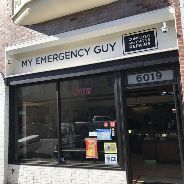 My Emergency Guy Inc., Oakland, California logo