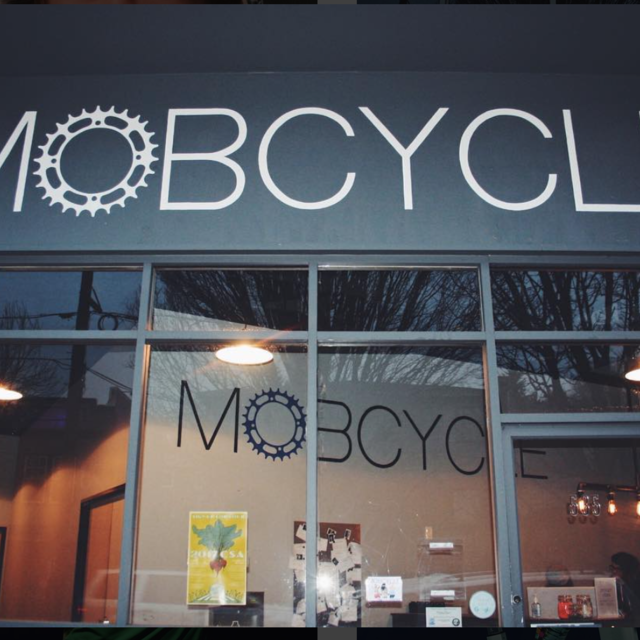 MobCycle, Portland, OR logo