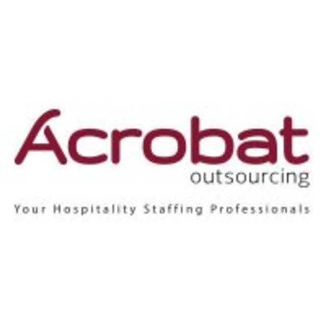 Acrobat Outsourcing, San Jose, California logo
