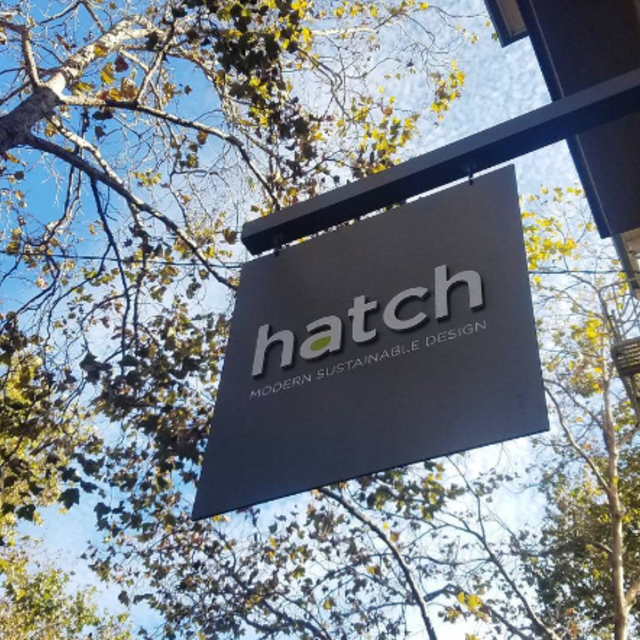 Hatch, Berkeley, CA logo