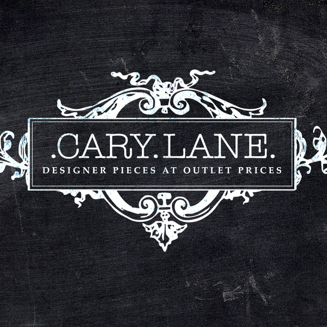 Cary Lane, san francisco, ca logo