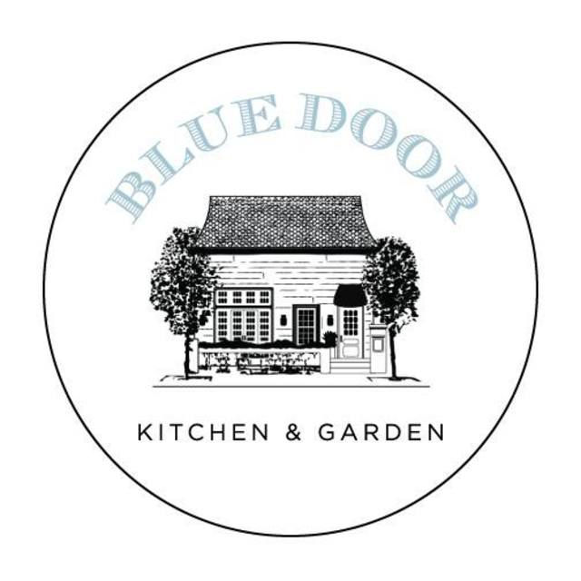 Blue Door Kitchen & Garden, Chicago, IL logo