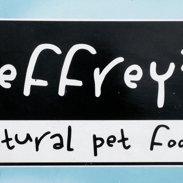 Jeffrey's Natural Pet Foods, San Francisco, CA logo