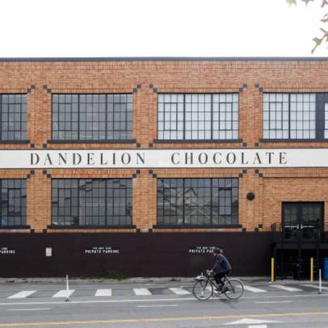 Dandelion Chocolate - Construction, San Francisco, CA logo