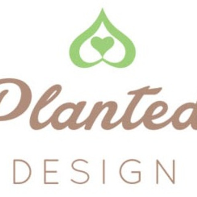 Planted Design, Emeryville, CA logo