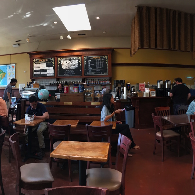 Zocalo Coffeehouse, San Leandro, California - Localwise business profile picture