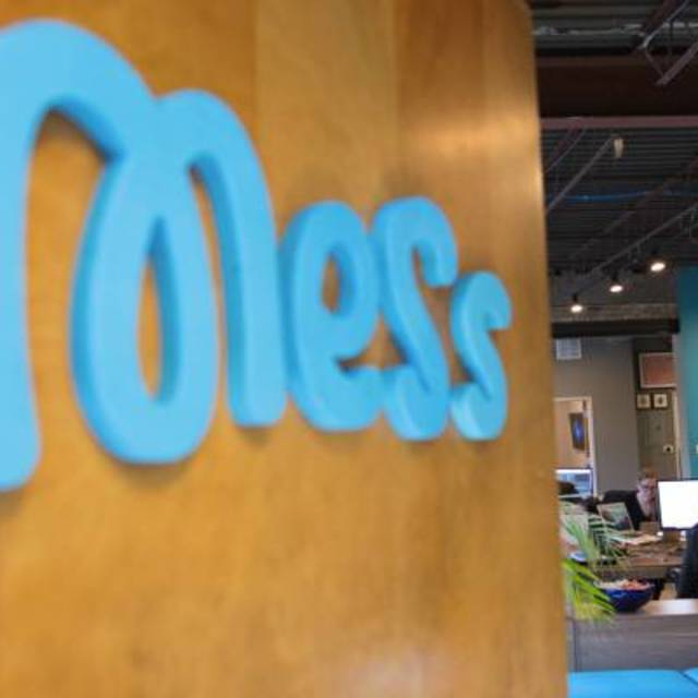 Mess, Chicago, IL logo