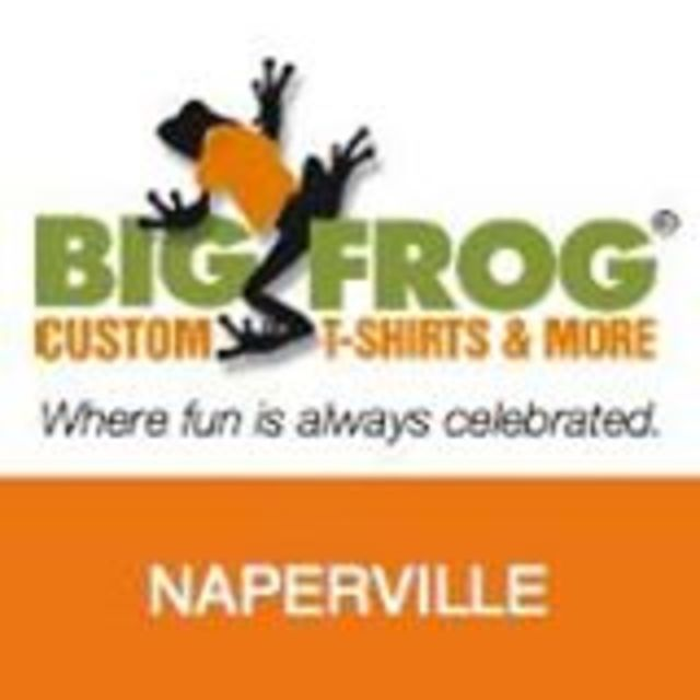 Big Frog Custom T Shirts & More of Naperville, Naperville, ILLINOIS - Localwise business profile picture