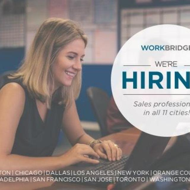 Workbridge Associates, San Francisco, CA - Localwise business profile picture