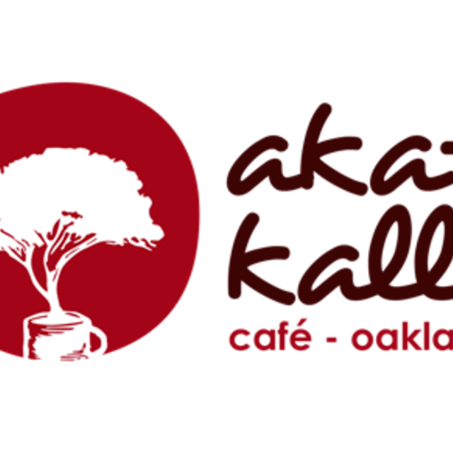 Akat Cafe Kalli, Oakland, California logo