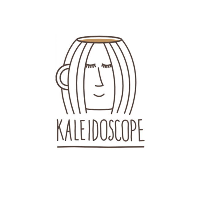 Kaleidoscope Coffee, Richmond, CA logo