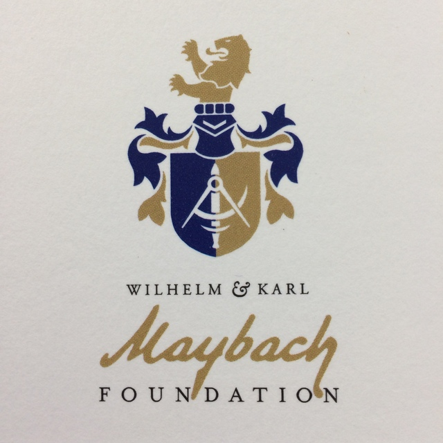 Wilhelm & Karl Maybach Foundation, San Francisco, CA logo