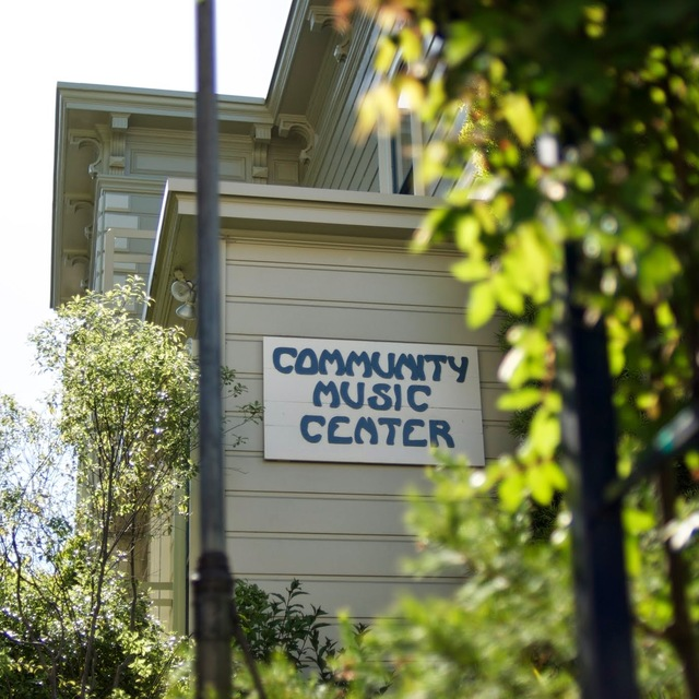 Community Music Center, San Francisco, CA logo