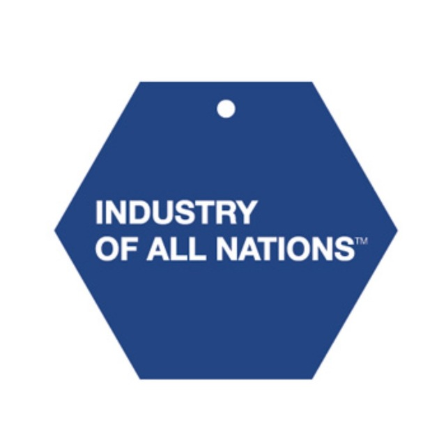 Industry of All Nations, San Francisco, CA logo