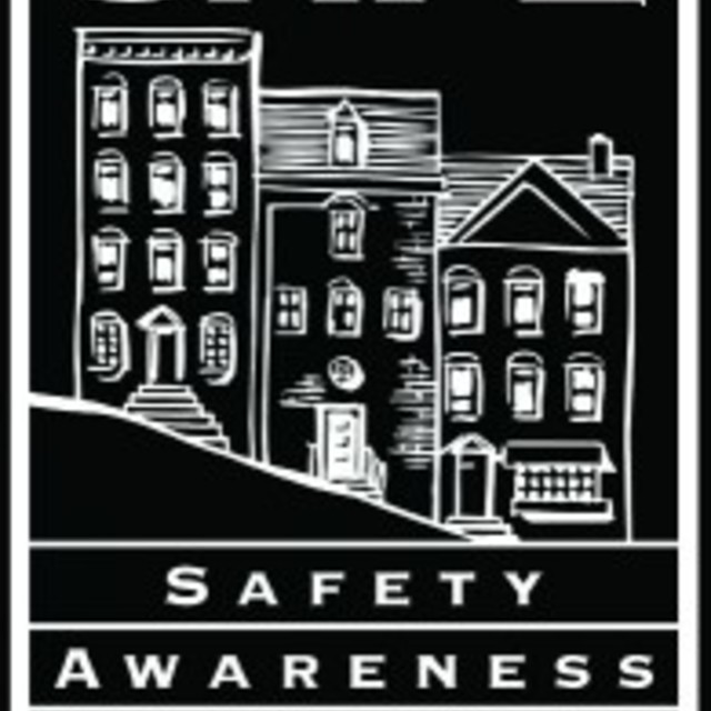 SF SAFE (Safety Awareness for Everyone), San Francisco, CA logo