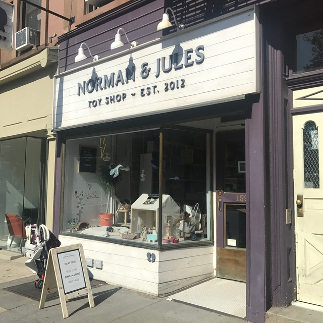 Norman & Jules, Brooklyn, NY - Localwise business profile picture