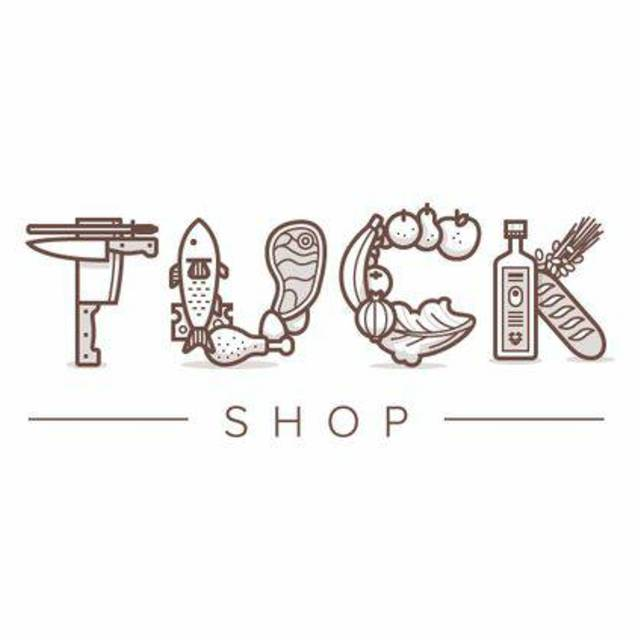 Tuckshop, San Francisco, CA logo