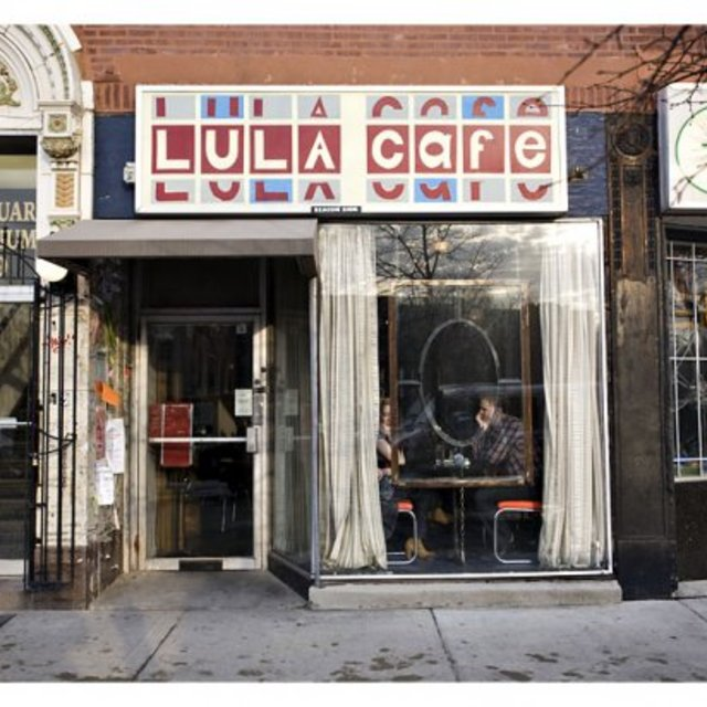 Lula Cafe, CHICAGO, IL logo