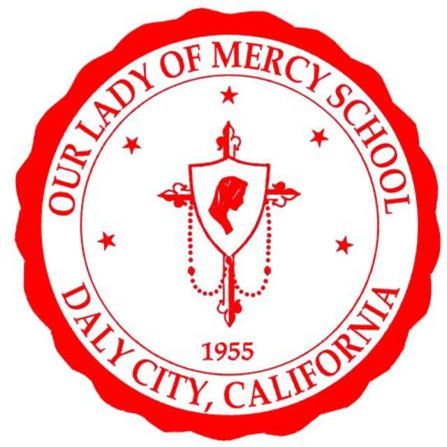 Our Lady of Mercy Catholic School, Daly City, CA logo