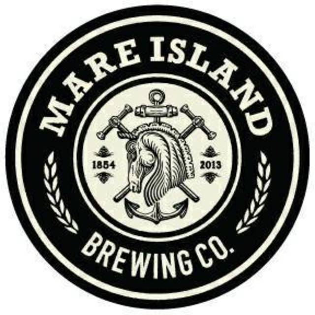 Mare Island Brewing Co., Vallejo, CA logo