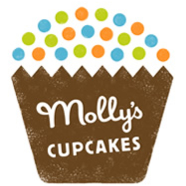 Molly's Cupcakes, Chicago, IL logo