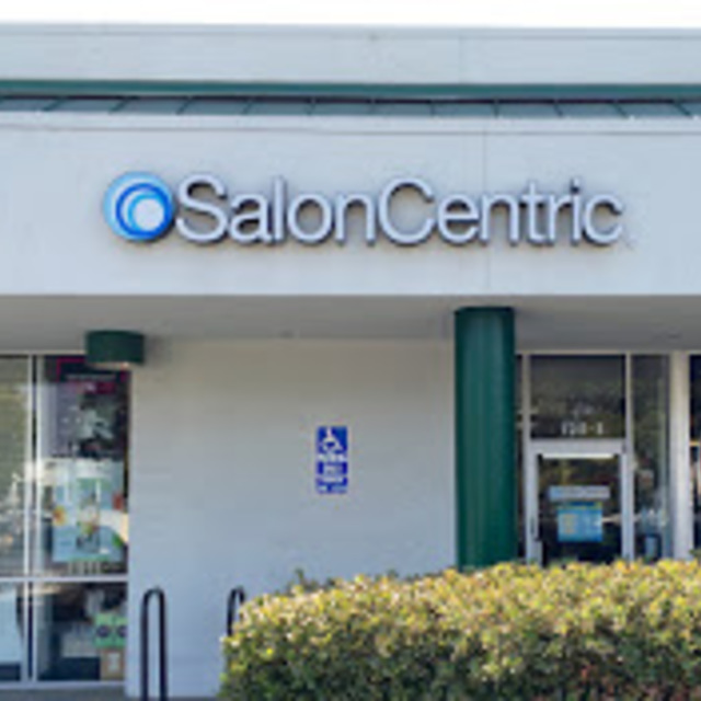 SalonCentric, Mountain View, CA logo