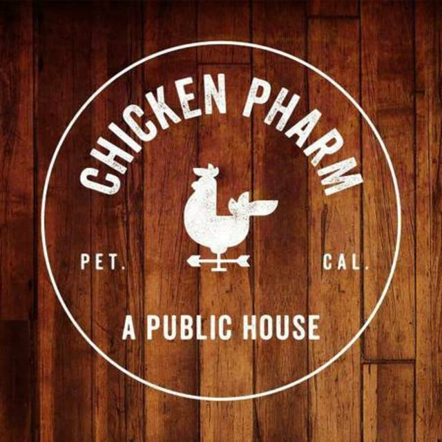Chicken Pharm, Petaluma, CA logo
