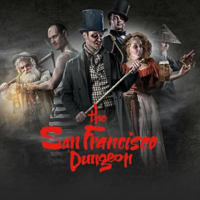The San Francisco Dungeon, San Francisco, CA logo