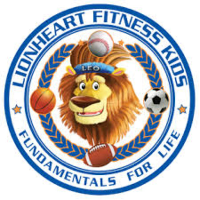 LionHeart Fitness Kids, Redwood City, CA logo
