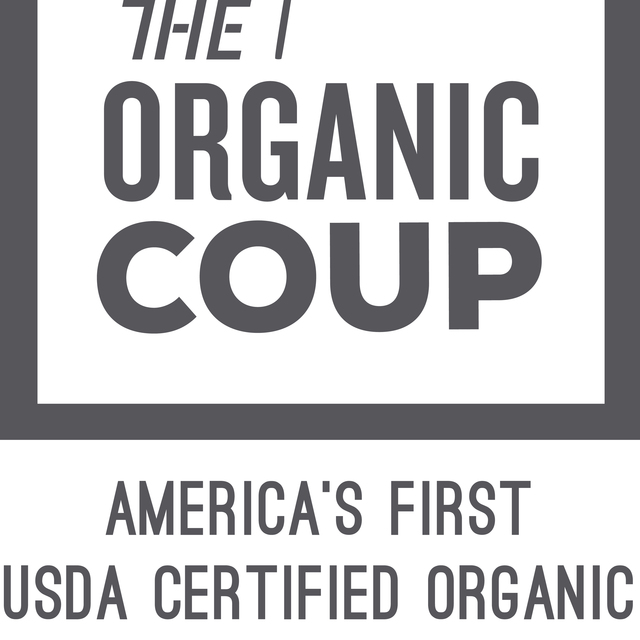 The Organic Coup, Pleasant Hill, CA logo