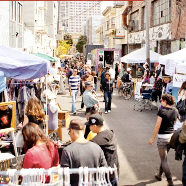 Urban Air Market, San Francisco, CA - Localwise business profile picture