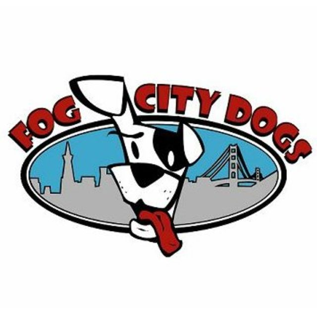 Fog City Dogs, San Francisco, CA logo