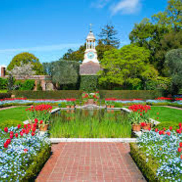 Filoli Center, Woodside, CA logo