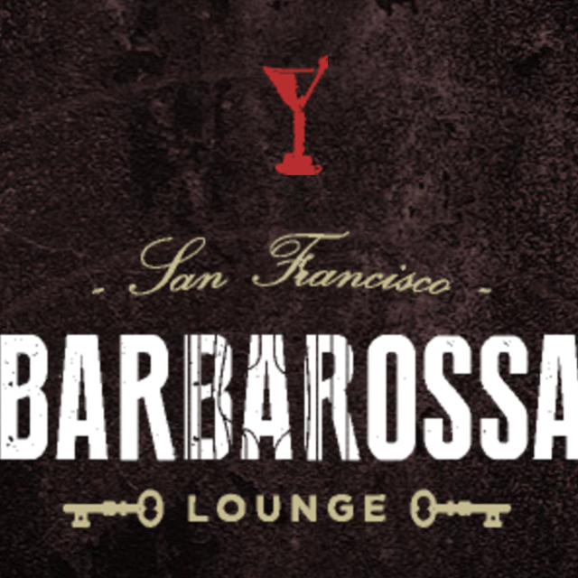 Barbarossa Lounge, San Francisco, CA logo
