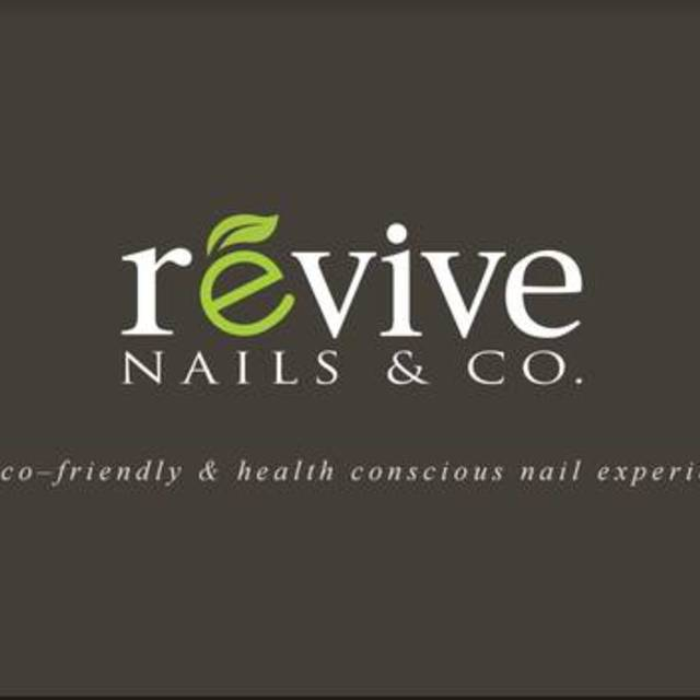 Revive Nails & Co., Chicago, IL logo