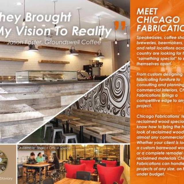 Chicago Fabrications, Chicago, IL - Localwise business profile picture