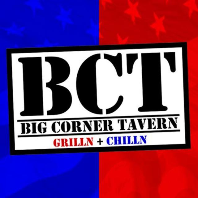 Big Corner Tavern, North Riverside, IL logo